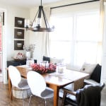 Fall Eat in Dining Room