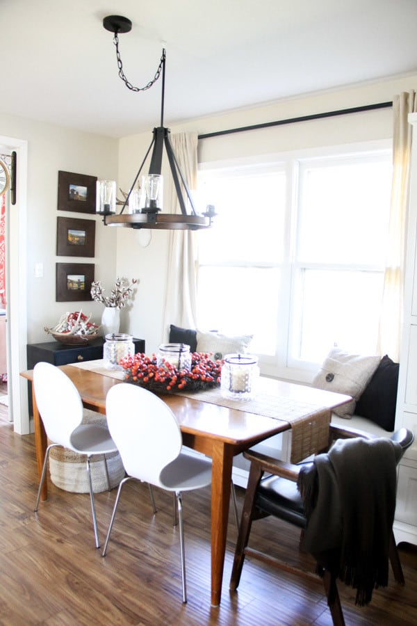 10 Green Dining Room Design Ideas: From Bland To Bright... A Dining Room Transformation