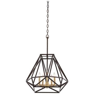 Geometric modern light