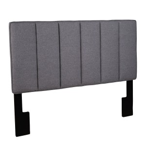 Channel Upholstered Headboard