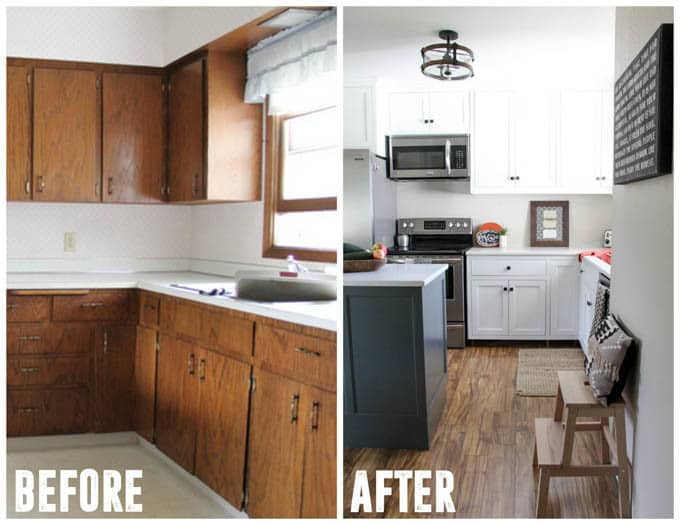 Redo a Kitchen Affordably