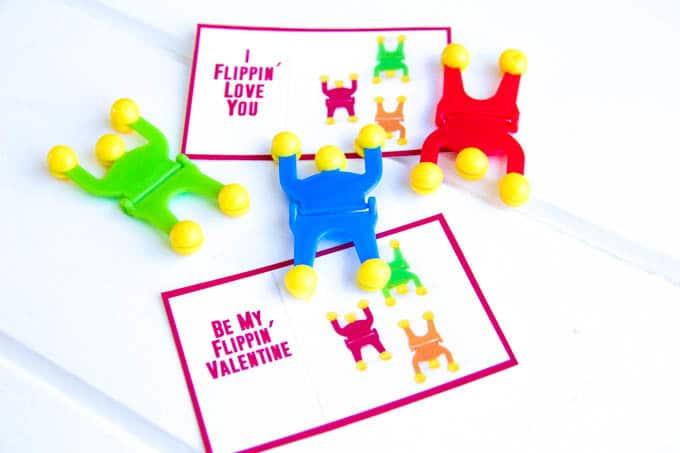 Flippin' Valentine