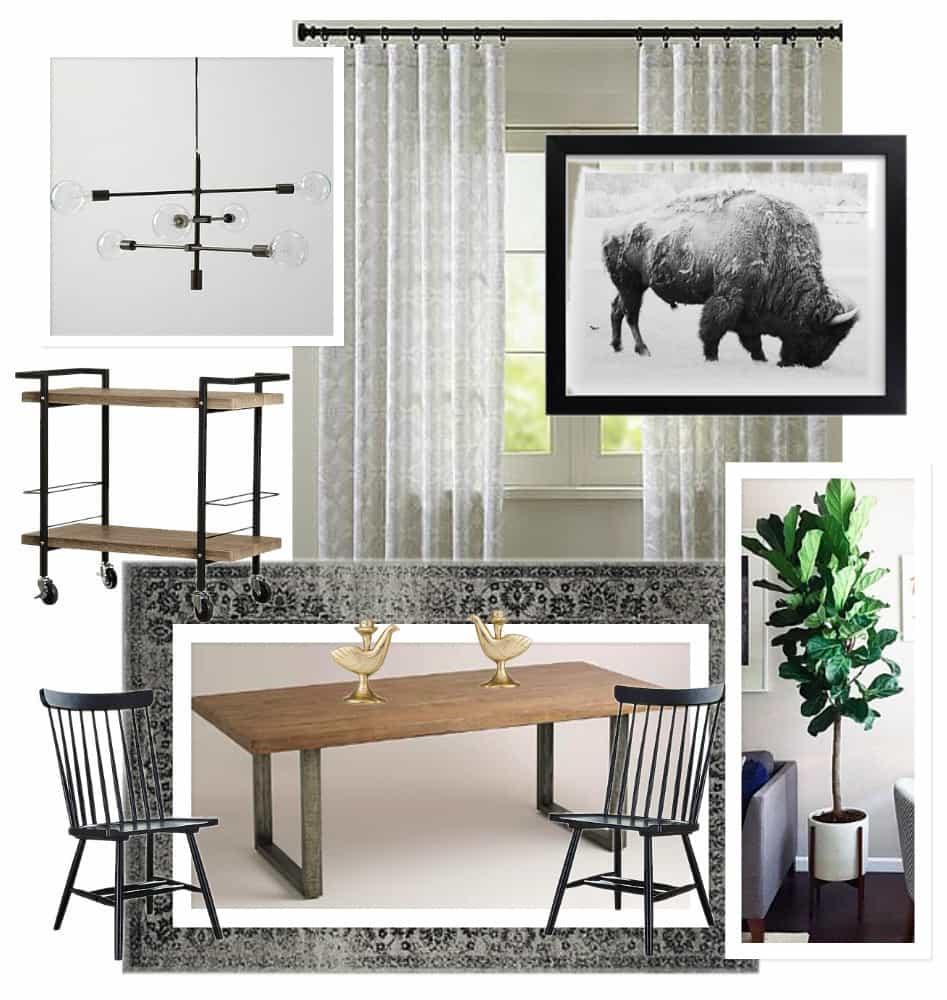 Scandinavian Dining Room: Scandinavian Modern Dining Room