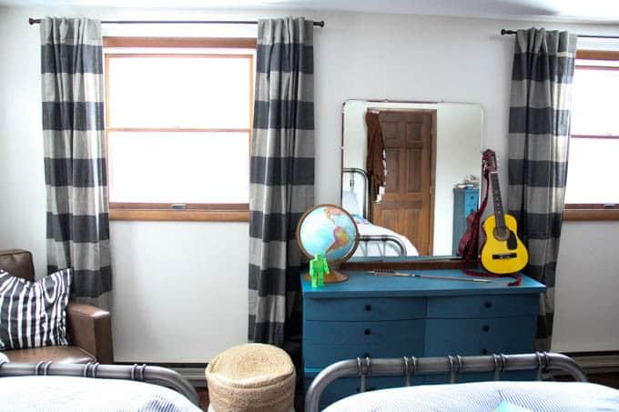 Kids Room Vintage Modern Decor