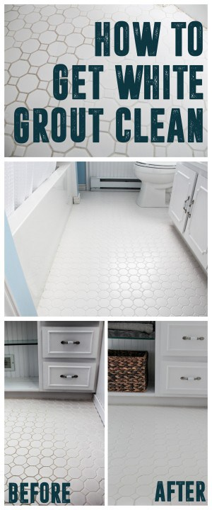 How to get bathroom grout white again 28 images how to for How do you clean white grout