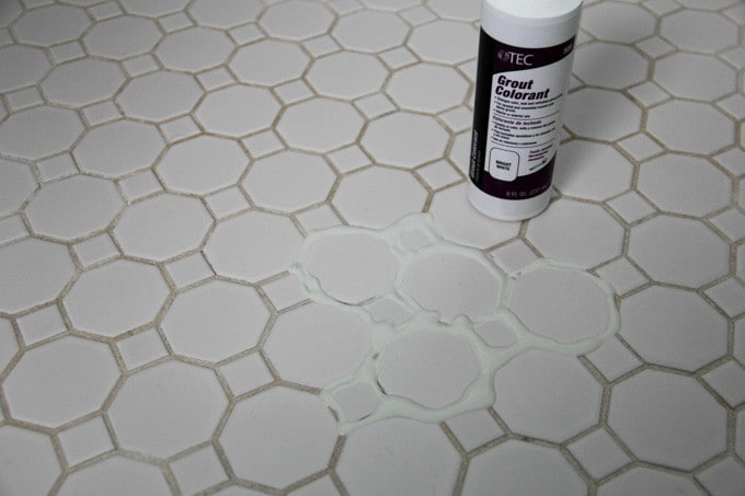 cleaning white grout how to refresh white grout on tile