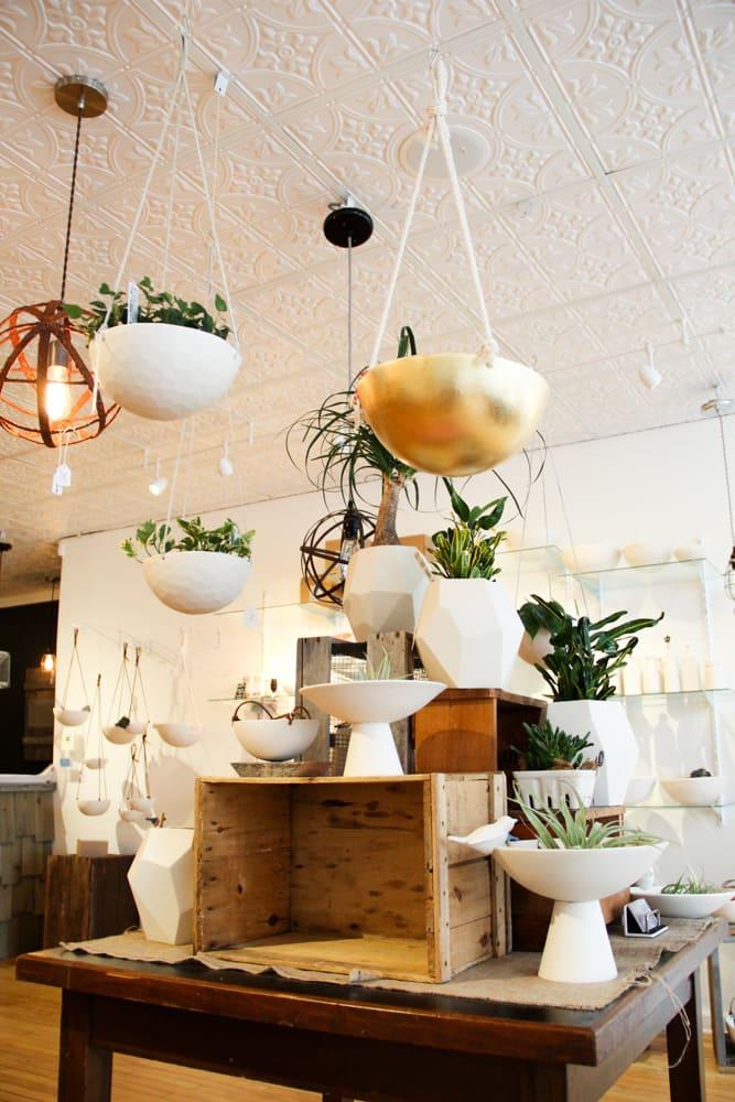 Modern White Ceramics