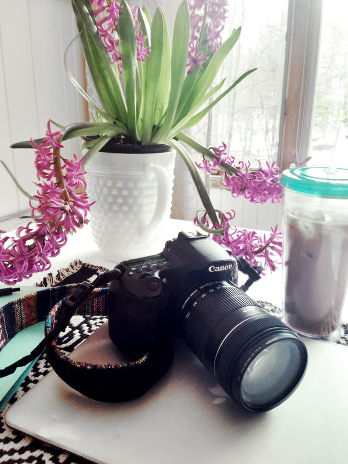 Tips for Starting a Blog- Photography