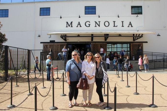 Girls Trip to Magnolia Market