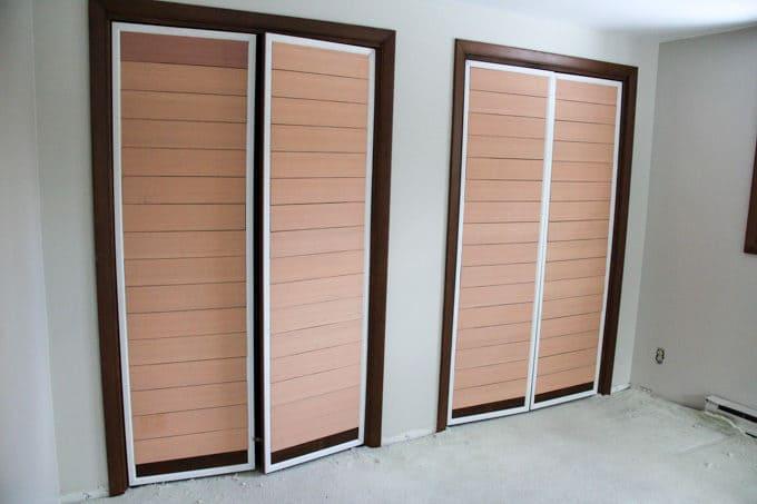 Turn Bi-fold doors into french doors