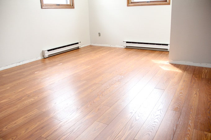 Lumber Liquidators Butterscotch Oak Laminate
