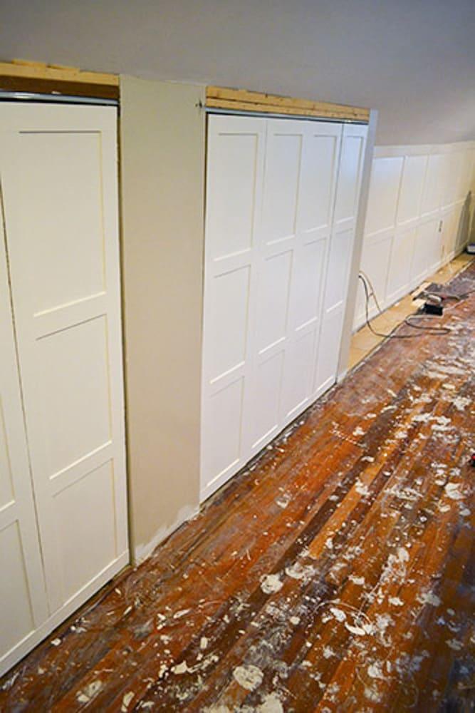 Upgrade Bi-fold Closet Doors