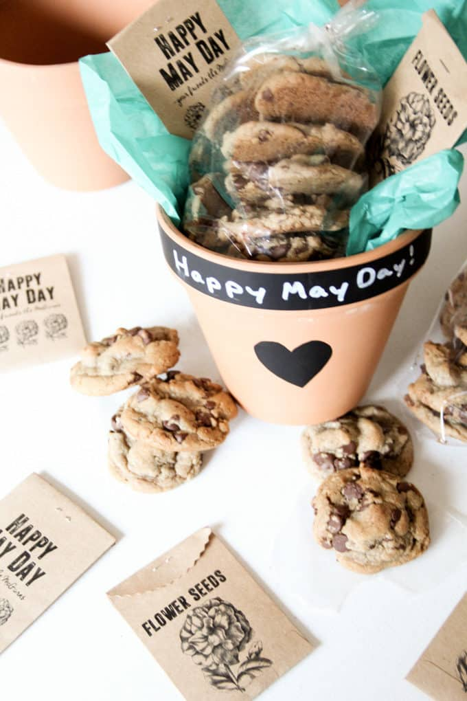 Happy May Day Cookies