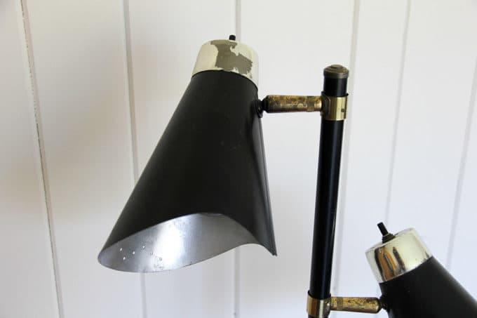 Vintage Cone Light