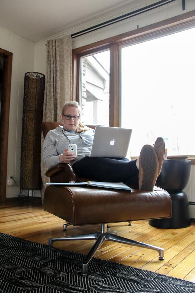 How to Work from Home without an Office