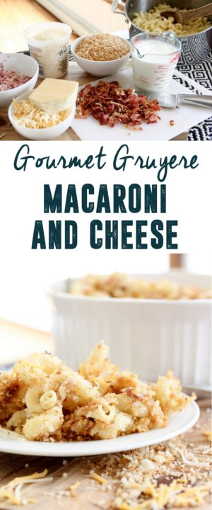 Gourmet Macaroni and Cheese Recipe