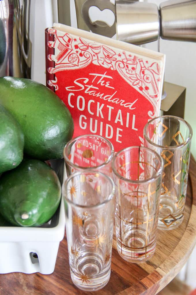 The Standard Cocktail Guide