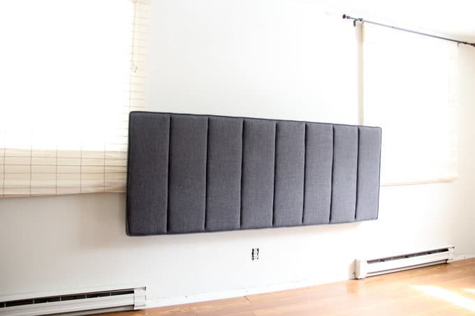 How To Wall Mount A Headboard Save