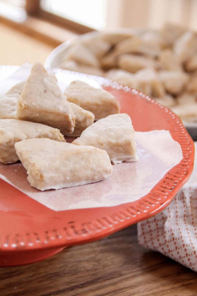 Vanilla Bean Scone Recipe