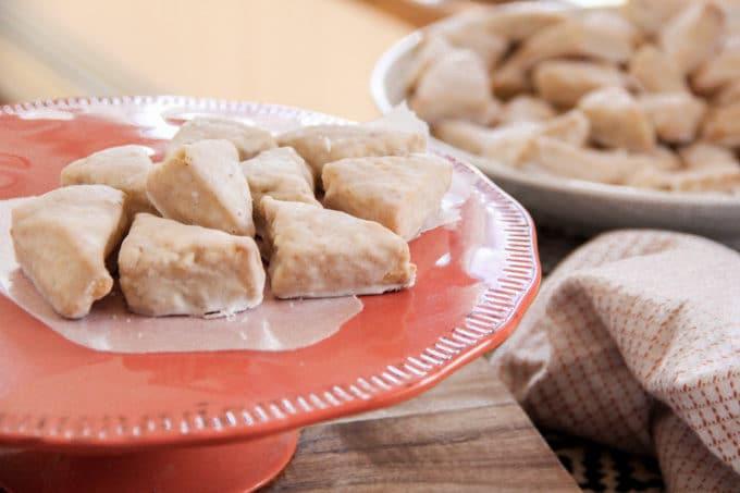 How to Make Vanilla Bean Scones
