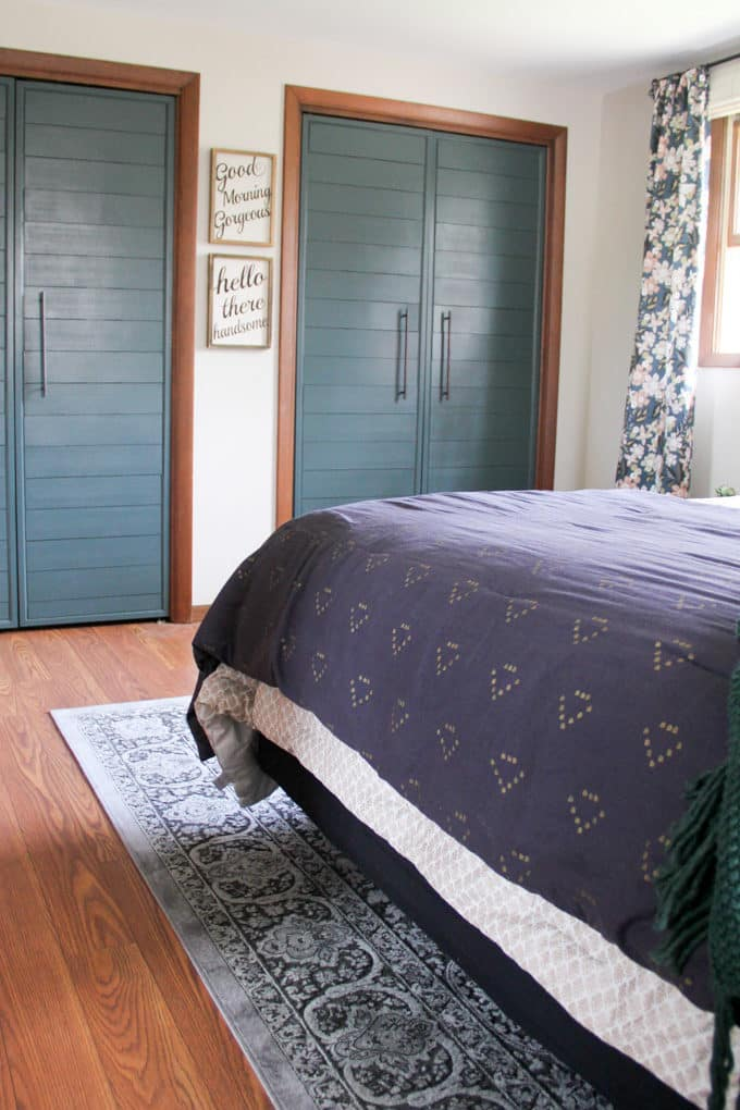 Black Modern Bedding