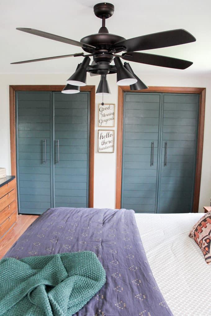 BrightGreenDoor Green Closet Doors