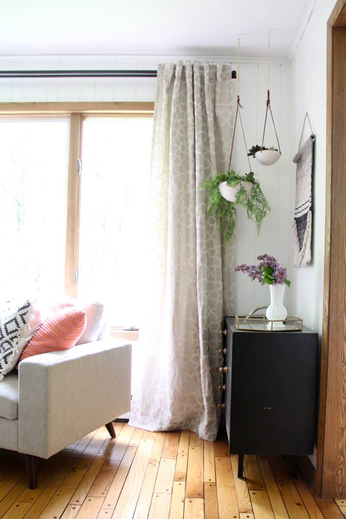 Modern Scandi Living Room