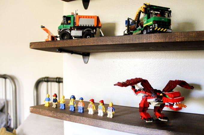 Lego Shelving