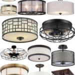 Affordable Flush Mount Lighting