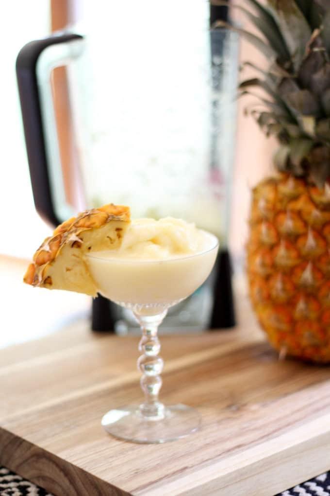 Pineapple Drink Frozen