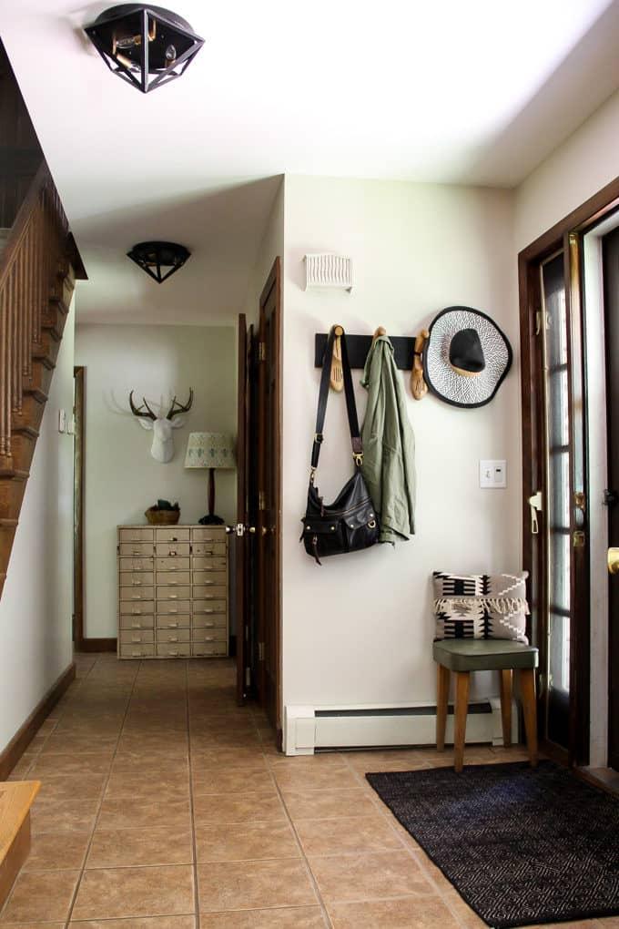 Modern Entry Hallway