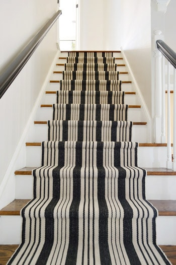 Young House Love Stair Runner