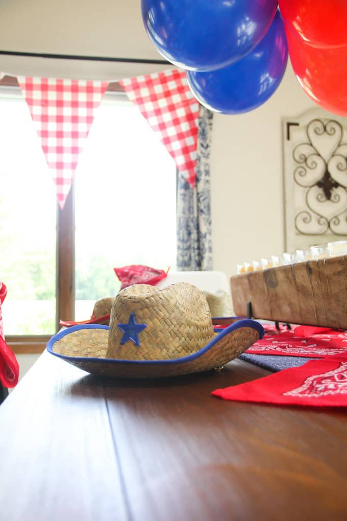 The Perfect Farm Birthday Party