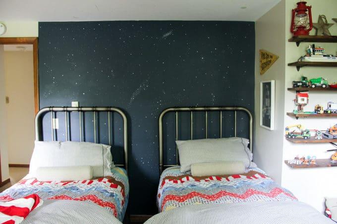 Shared Kids Bedroom