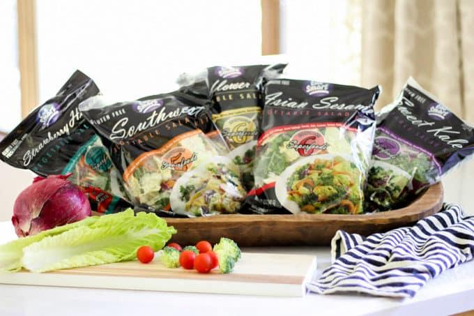 Eat Smart Vegetable Salads