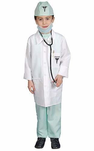 Non-Scary Costume Doctor