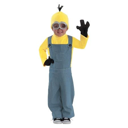 Non-Scary Costume Minion