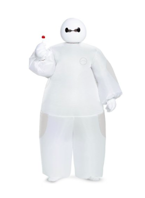 Non-Scary Costume Baymax