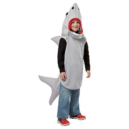 Non-Scary Costume Shark