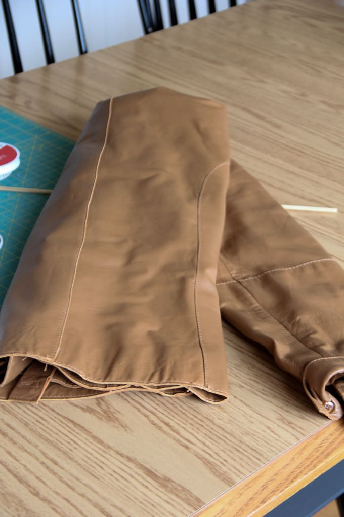 How to Get Leather Fabric