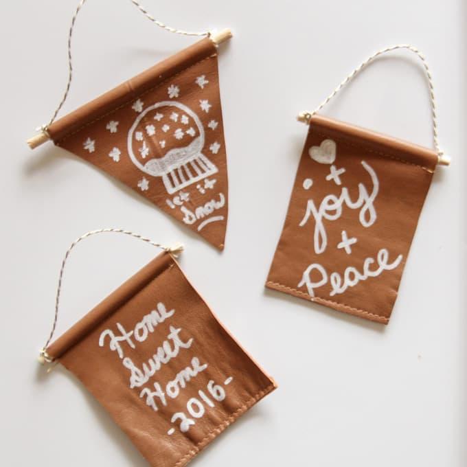 DIY Ornament Idas