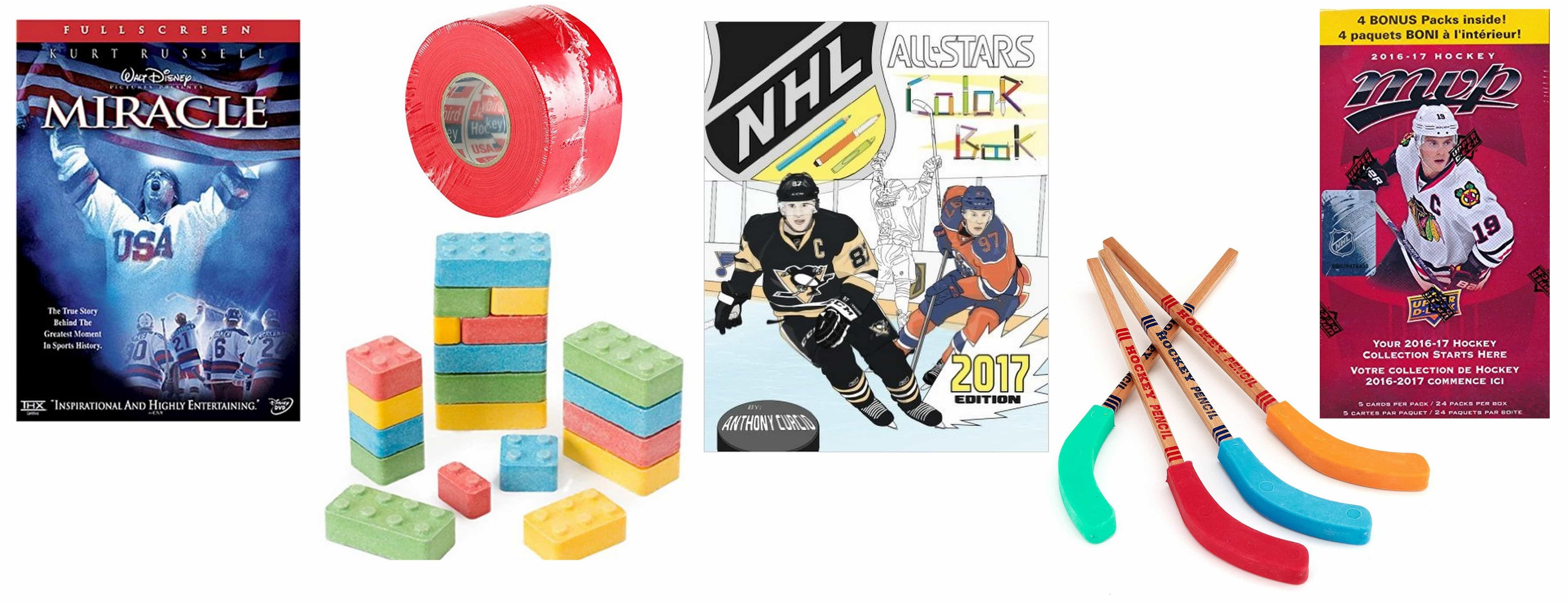 Stocking Stuffers for Hockey Lovers