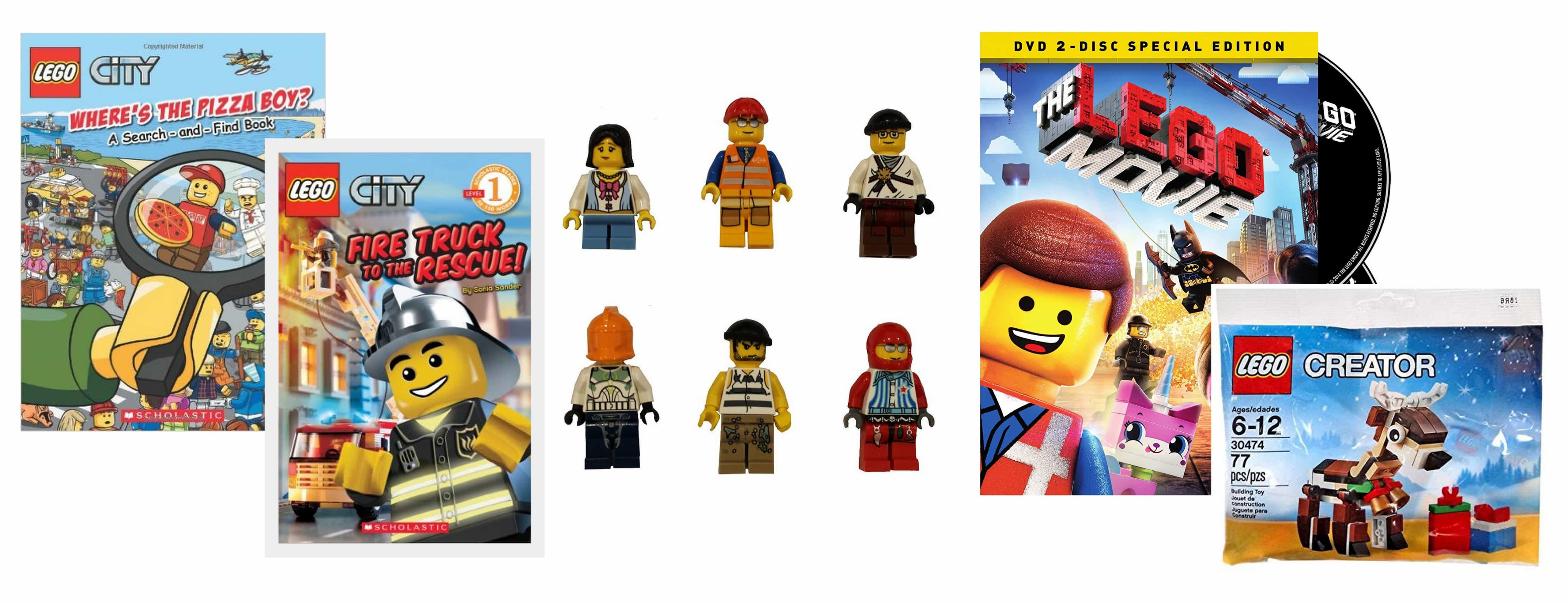 Stocking Stuffers for Lego Lovers