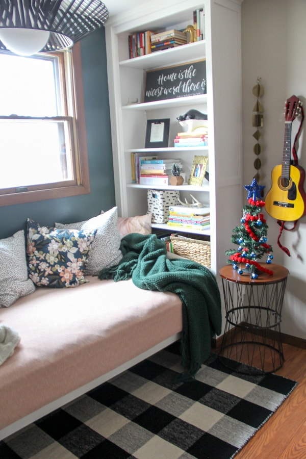 Built in Reading Nook
