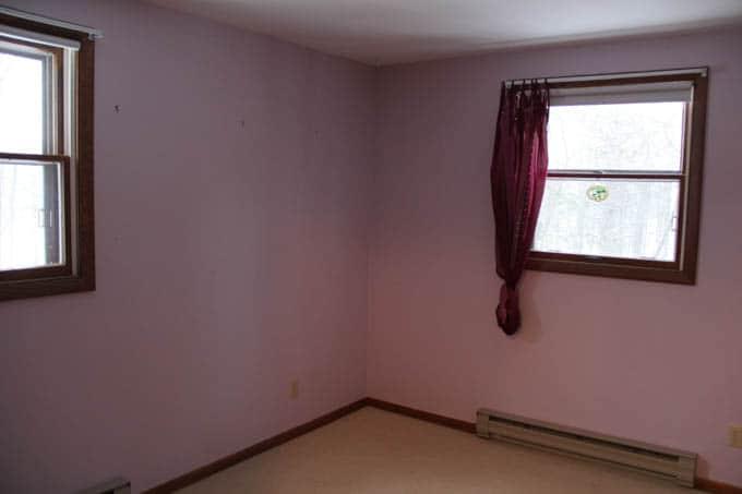 Girl Room Before