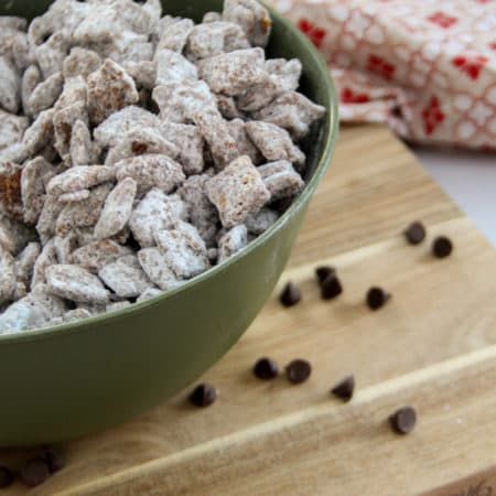 How to Make the Best Puppy Chow