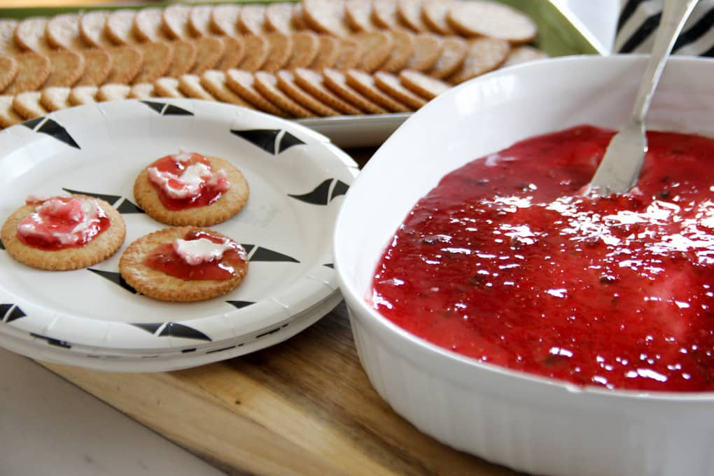 how to make red pepper jelly chatelaine