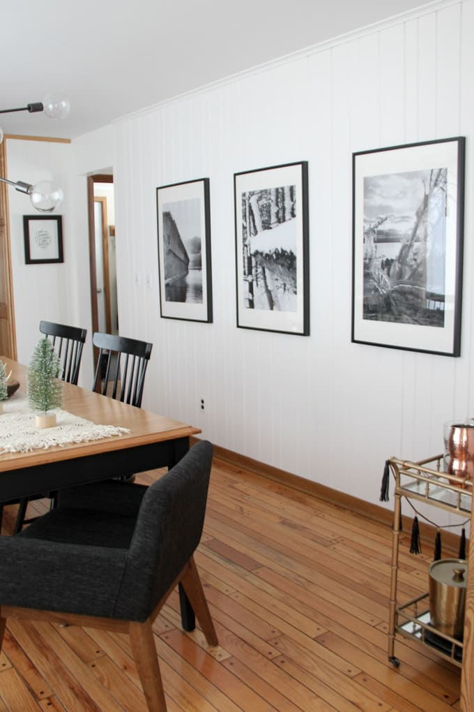 Modern Dining Room Art