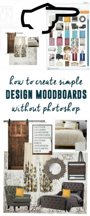 How to Create a Mood Board