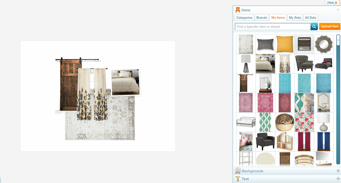 How to Use Olioboard to Make Mood Boards